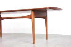 画像3: 北欧ビンテージ家具/デンマーク製/Tove & Edvard Kindt - Larsen/コーヒーテーブルFD503/チーク (3)