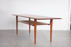 画像2: 北欧ビンテージ家具/Peter Hvidt & O M Nielse/ France & Søn/ FD516コーヒーテーブル (2)