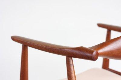画像1: ビンテージ北欧家具/Hans j Wegner/ハンス J ウェグナー/CH35/アームチェア