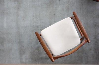 画像2: ビンテージ北欧家具/Hans j Wegner/ハンス J ウェグナー/CH35/アームチェア