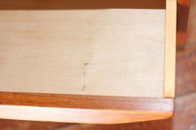画像1: 北欧ビンテージ家具/デンマーク製/チェスト /チーク3段