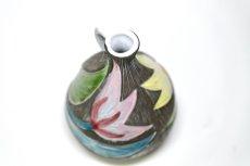 画像4: Upsala Ekeby/ウプサラ エキュビ/マリ・シムルソン/チューリップ花瓶/一輪挿し 丸形 (4)