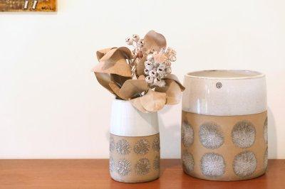 画像1: Upsala Ekeby/ウプサラエクビィ/Göran Andersson/Star/花瓶/Lサイズ