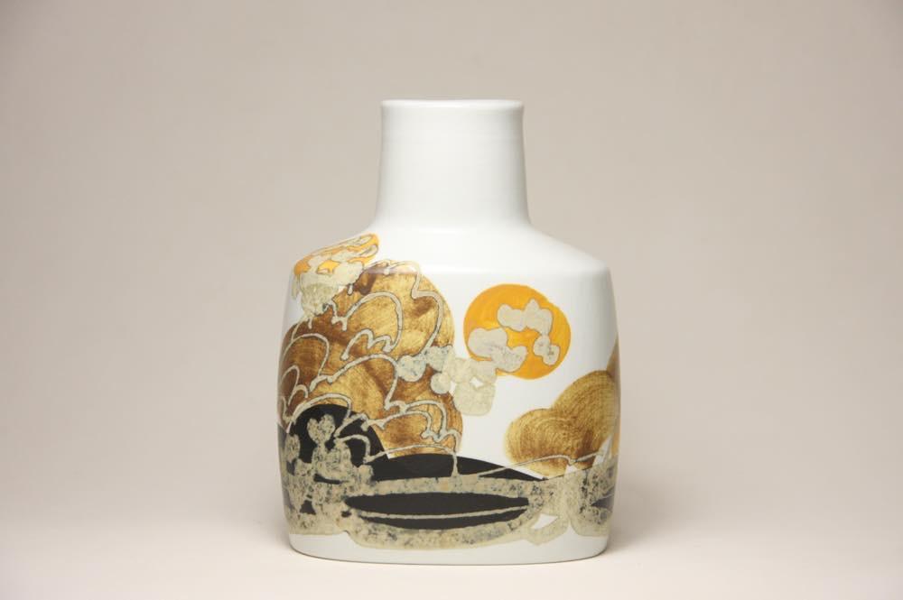 画像1: ロイヤルコペンハーゲン/Royal Copenhagen Bacaバッカ Ellen Malmer エレン マルマー 花瓶No.1 (1)