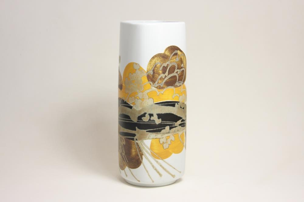 画像1: ロイヤルコペンハーゲン/Royal Copenhagen Bacaバッカ Ellen Malmer  エレン マルマー 花瓶 (1)