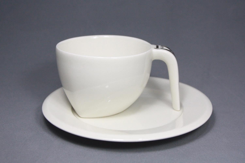 画像1: 北欧ビンテージ食器/ARABIA/アラビア/EGOX/2000年限定/コーヒーカップ&ソーサー/美品 (1)