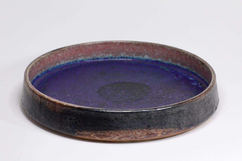 画像1: ARABIA/アラビア/Raija Tuumi/ライヤ・トゥーミ/ラピスラズリ水盤型 (1)