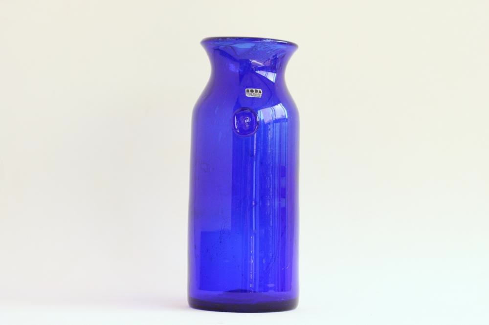 画像1: ErikHoglund/エリックホグラン/気泡入りボトル/Lサイズ/ブルー (1)