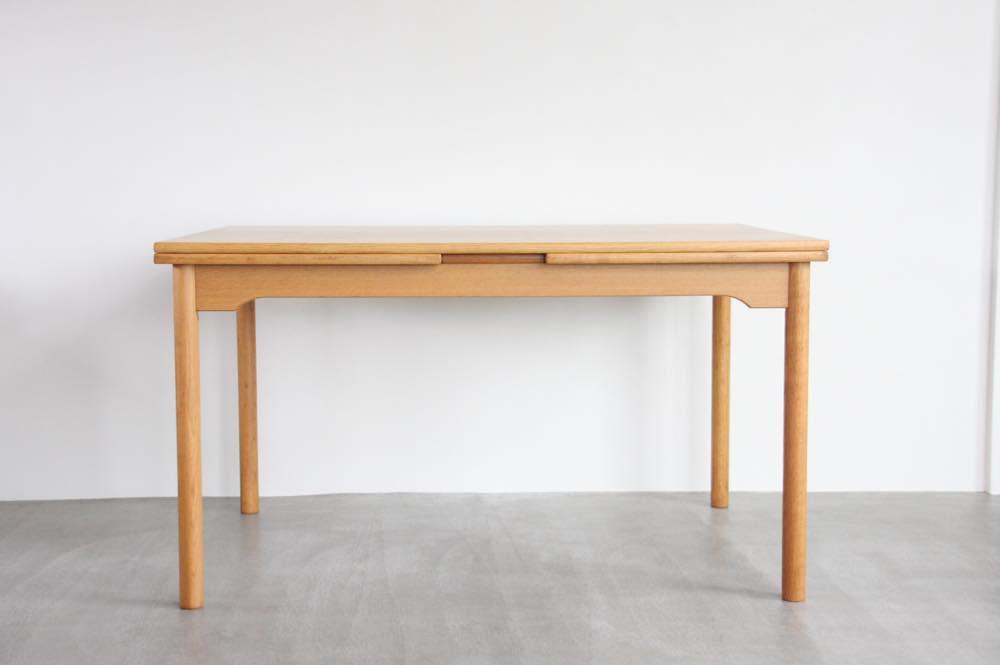 画像1: 北欧ビンテージ家具/ダイニングテーブル/Borge Mogensen/ボーエ・モーエンセン/スウェーデン製 (1)