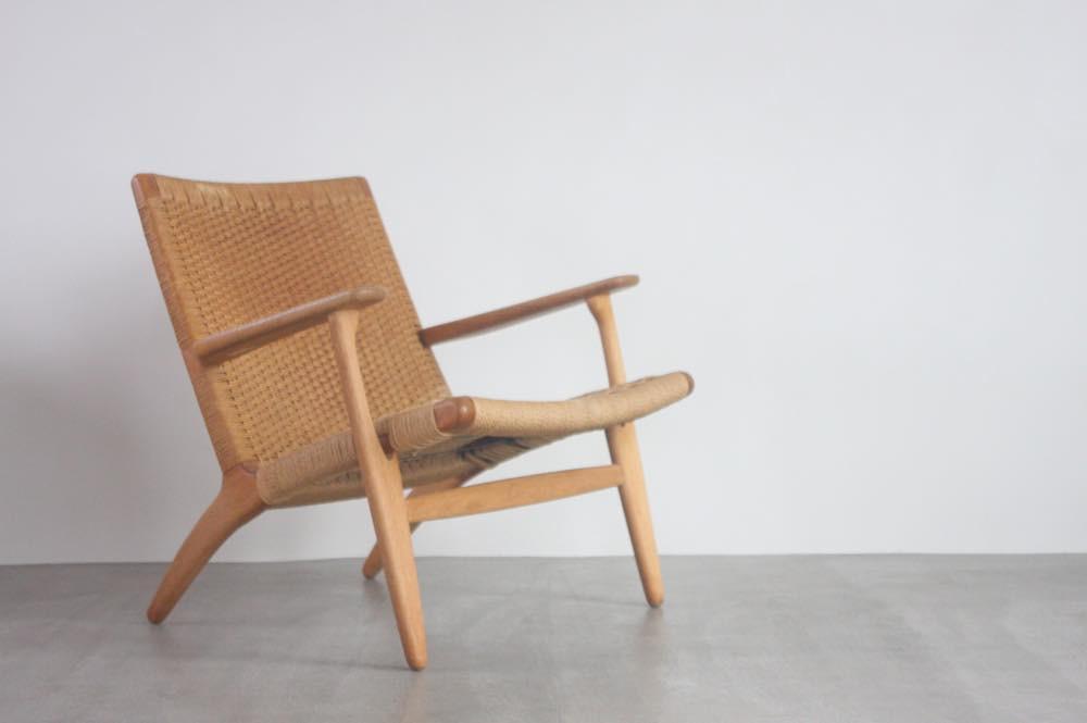 画像1: 北欧家具/ビンテージ/ハンス ウェグナー/Carl Hansen/カール・ハンセン社製/CH25 (1)