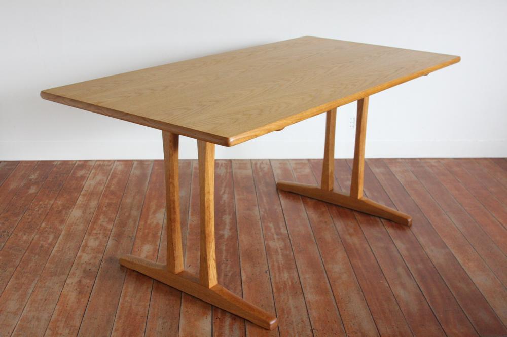 画像1: ダイニング テーブル Borge Mogensenボーエ・モーエンセン デンマーク製 (1)