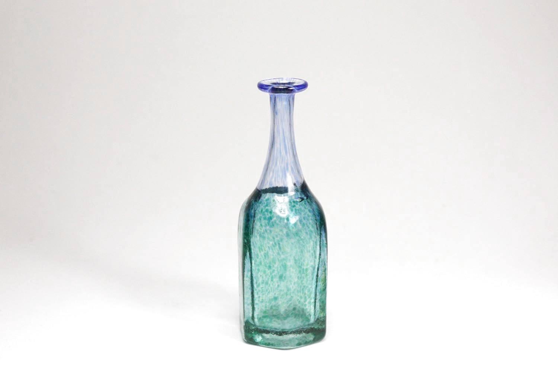 画像1: 北欧ガラス /KOSTA BODA /Bertil Vallien/ガラス/一輪挿しミニアチュール/No.1 (1)