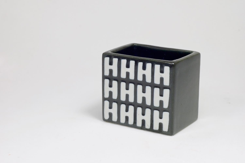 画像1: Gustavsberg/グスタフスベリ/Domino/H55/シュガレットホルダー (1)