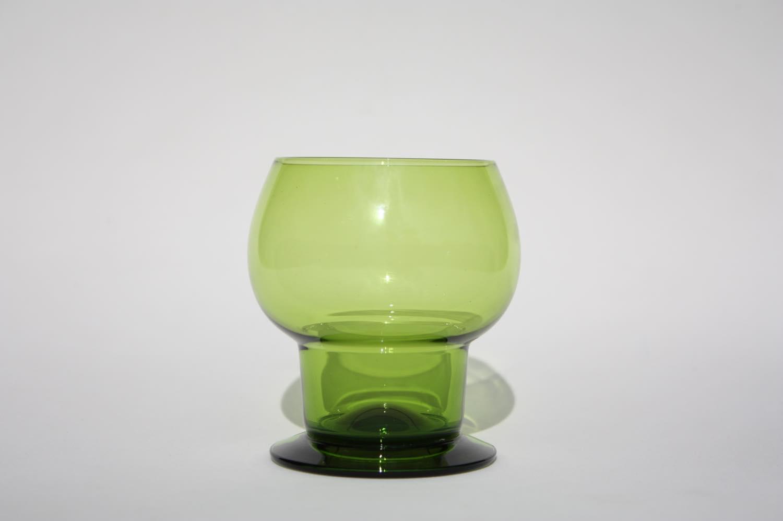 画像1: ビンテージ北欧雑貨/Kaj Franck/カイ・フランク/Wineglass 1111/Nuutajarvi/ヌータルヤルヴィ/ワイングラス (1)