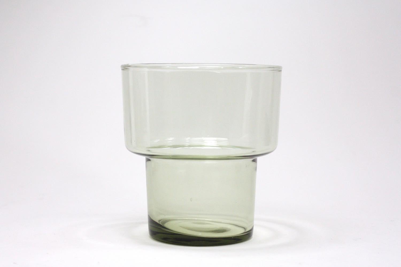 画像1: 北欧ビンテージガラス/Lisa Johansson Pape/リサヨハンソンパッペ/Viola/ビオラ/ベース/H11.5cm (1)