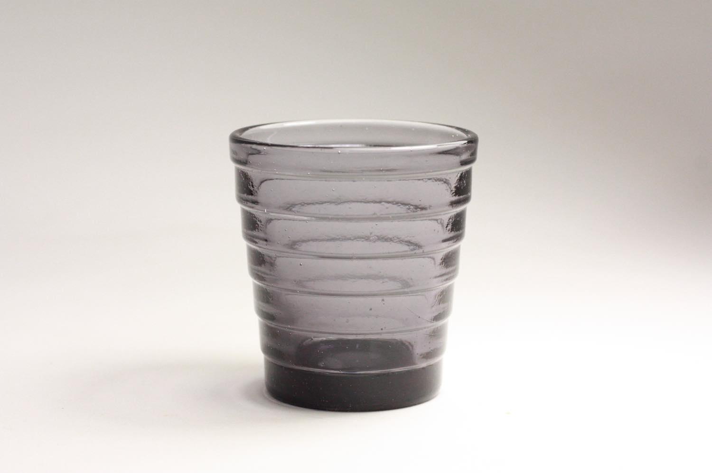 画像1: 北欧ビンテージガラス/Aino Aalto/アイノ・アアルト/Bolgeblick/Karhula/カルフラ/iittala /イッタラ/初期シュナップス/ライトバイオレット (1)