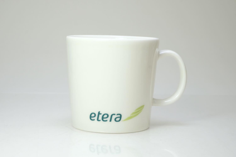 画像1: ARABIA/アラビア/企業マグ/ティーマ/etera/エテラ (1)