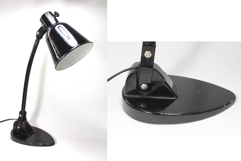 画像1: 北欧ビンテージ照明/VIKTORIA 1930/バウハウス/デスクライト/インダストリアルライト (1)