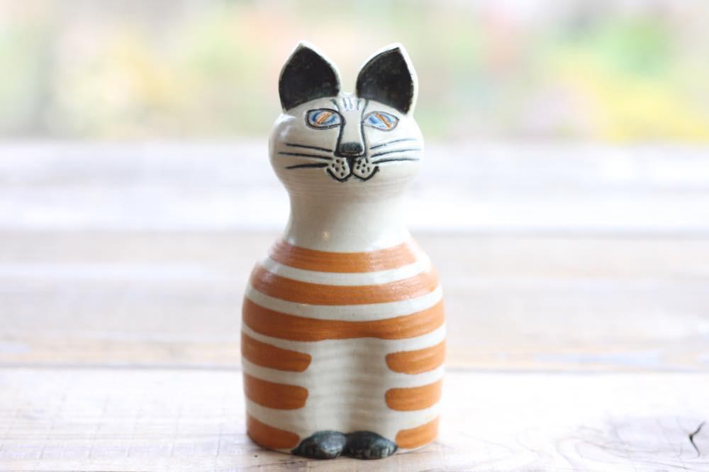 画像1: Lisa Larson/リサ・ラーソン/TRAPP Cat/Mサイズ (1)