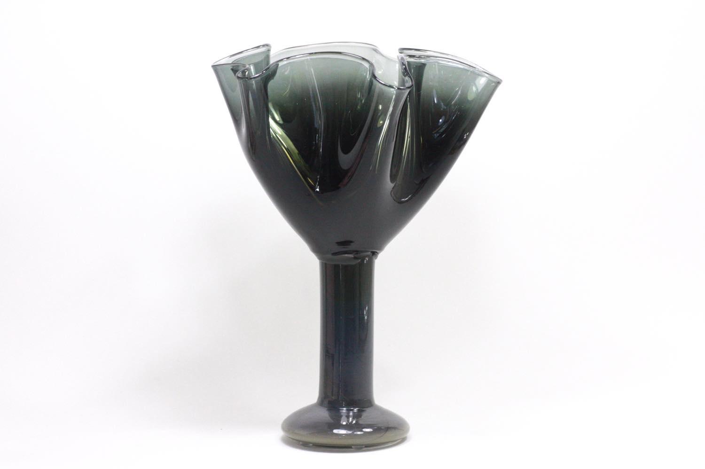 画像1: 北欧アートガラス/ビンテージガラス/Oiva Toikka/オイバ・トイッカ/Nuutajarvi/ヌータヤルヴィ/1988年/アートオブジェクト (1)
