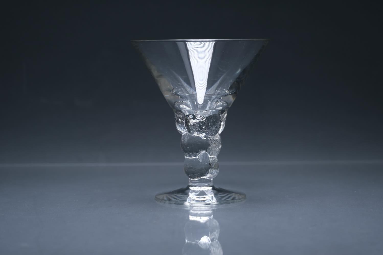 画像1: 北欧ビンテージガラス/Oiva Toikka/オイバ・トイッカ/Mukura/ムクラ/NUUTAJARVI/ヌータヤルヴィ/カクテルグラス/No.1 (1)