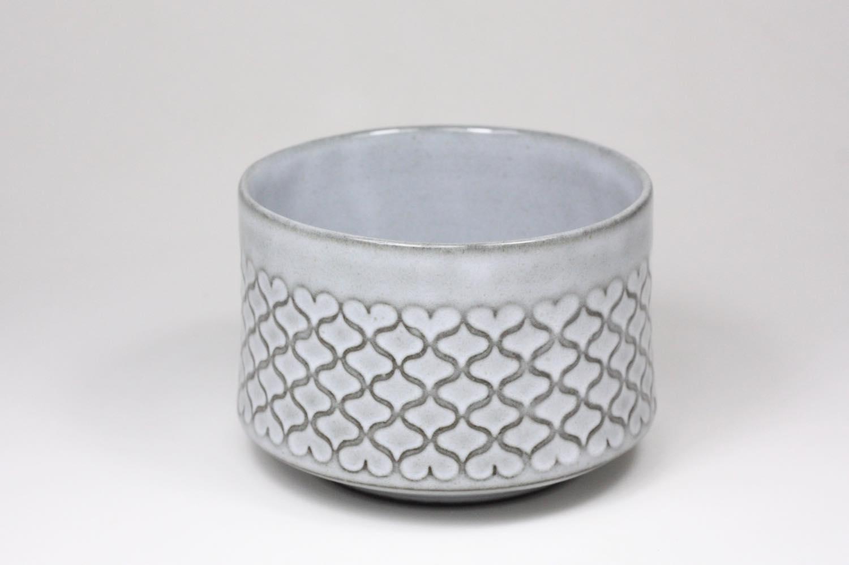 画像1: 北欧ビンテージ/クィストゴー/Cordial /コーディアル/Bing&Grondahl /グレー/小鉢 (1)
