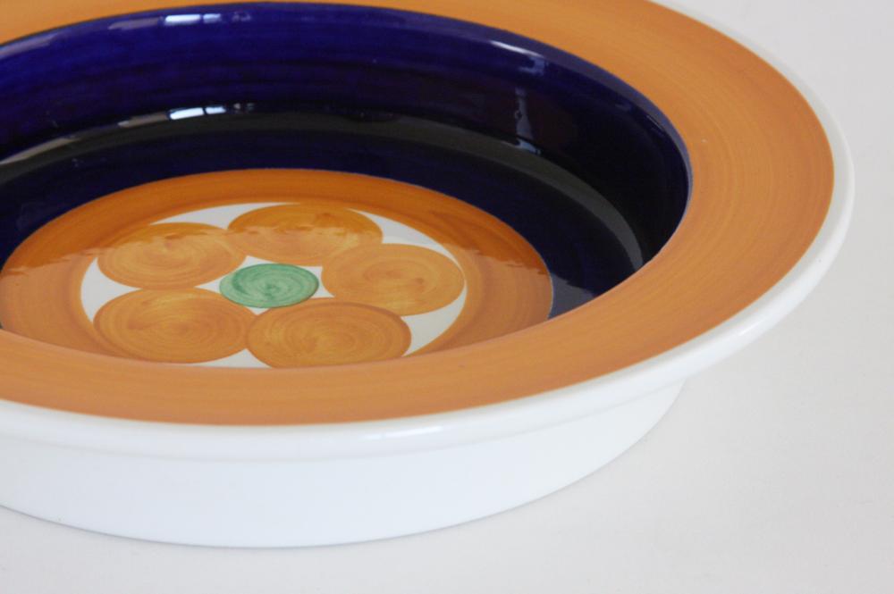 画像1: Rorstrand/ロールストランド Piggelin 深皿 25cm (1)