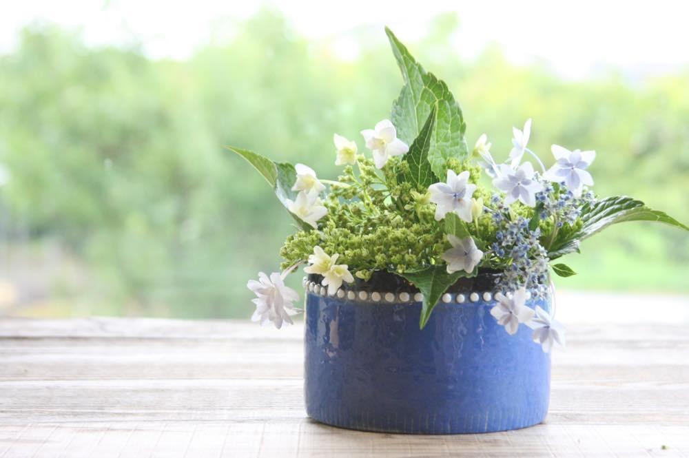 画像1: Rorstrand/ロールストランド/Sylvia Leuchovius/シルヴィア・レウショヴィウス /花瓶 (1)