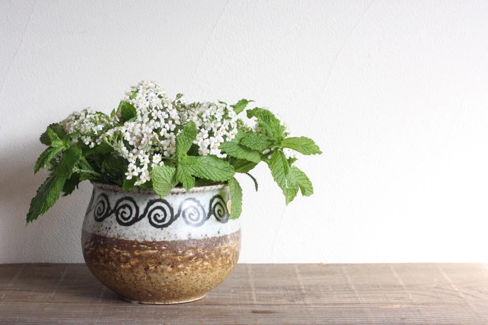 画像1: RORSTRAND/ロールストランド/Drejar Gruppen/花器 (1)