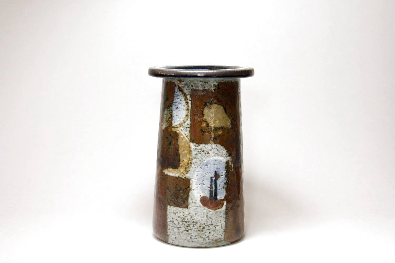 画像1: HOLD/RORSTRAND/ロールストランド/Drejar Gruppen/花瓶/高さ18cm (1)