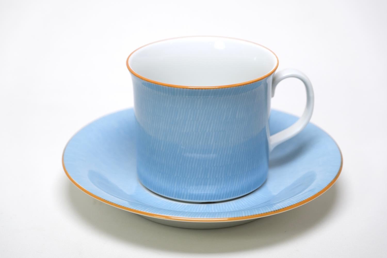 画像1: Signe Persson-Melin / シグネ・ペーション・メリン/ロールストランド/Primeur/コーヒー カップ&ソーサー/美品 (1)