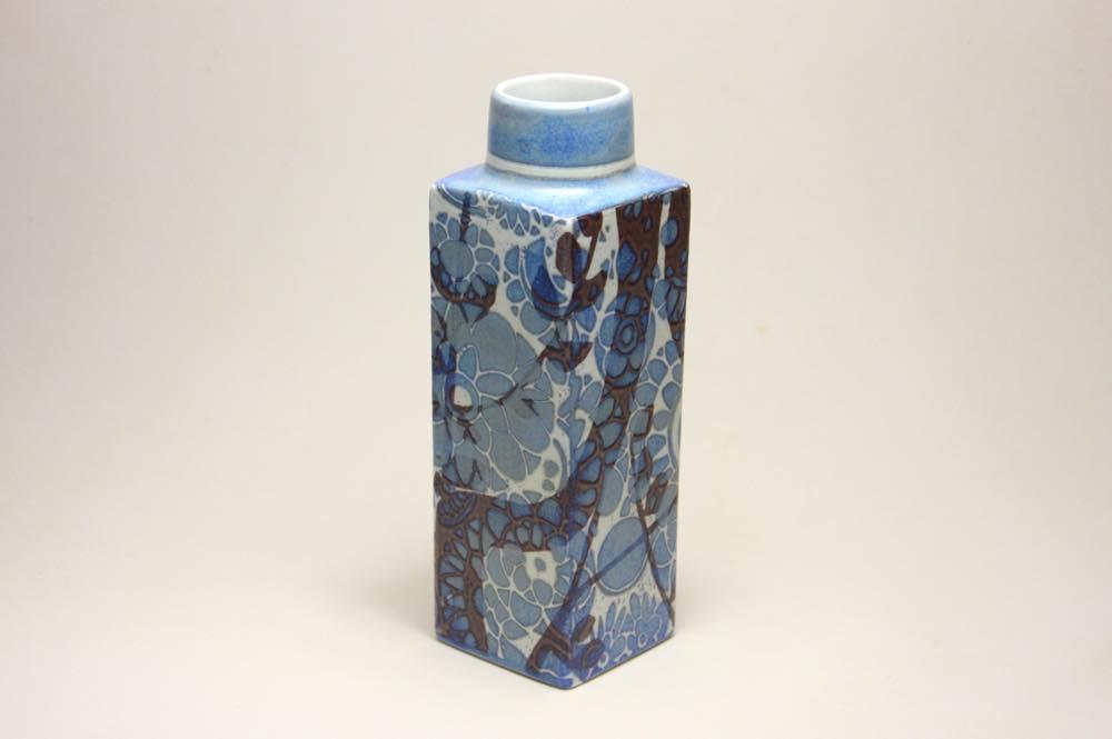 画像1: ロイヤルコペンハーゲン/Royal Copenhagen Bacaバッカ Johanne Gerber 花瓶 (1)